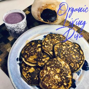 Healthy Gluten Free Coconut, Cardamom, Nut and Seed Butter Pancakes!