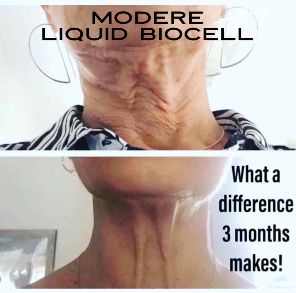 Liquid BioCell daily use 3 month results